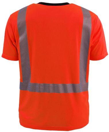 T-shirt HiVis 1.0 4 Leijona  Large