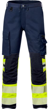 High Vis Hose Kl. 1, Flexforce 1 Kansas  Large