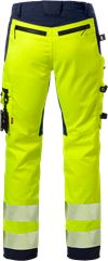High Vis Handwerkerhose Kl. 2, Flexforce 2 Kansas Small