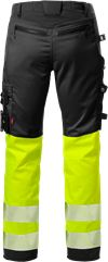 High Vis Handwerkerhose Kl. 1, Flexforce 2 Kansas Small