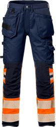 High vis craftsman trousers cl 1, Flexforce Kansas Medium
