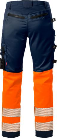 High Vis Handwerkerhose Kl. 1, Flexforce 2 Kansas  Large