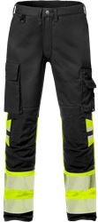 Hi Vis Bukser kl.1,  Flexforce Kansas Medium
