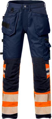 High vis craftsman trousers cl 1, Flexforce 1 Kansas  Large