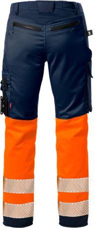 Hi Vis trousers class 1, Flexforce 2 Kansas  Large