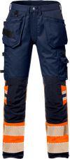 High vis craftsman trousers cl 1, Flexforce 1 Kansas Small