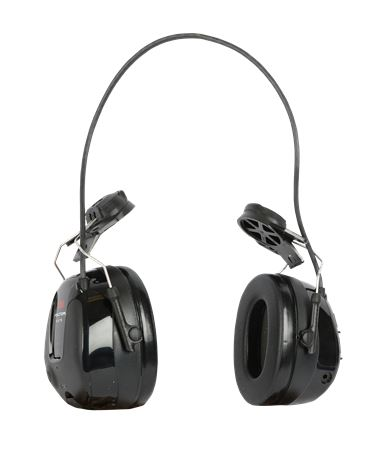 Earmuff 3M ProTac III Helmet 1 Wenaas  Large