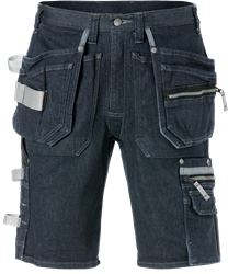 Stretch-Jeansshorts 2137 DCS Fristads Kansas Medium