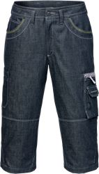 3/4 broek denim 270 DY Fristads Medium