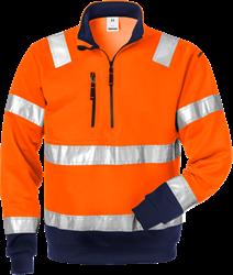 Varsel Sweatshirt 728 SHV, kl 3 Fristads Medium