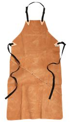 Leather long apron 9331 LTHR Fristads Medium