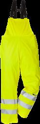 Flame high vis rain trousers cl 2 2047 RSHF Fristads Medium