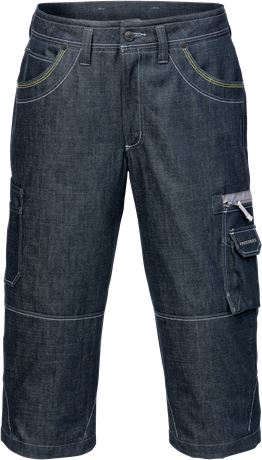 Denim pirate trousers 270 DY 1 Fristads  Large