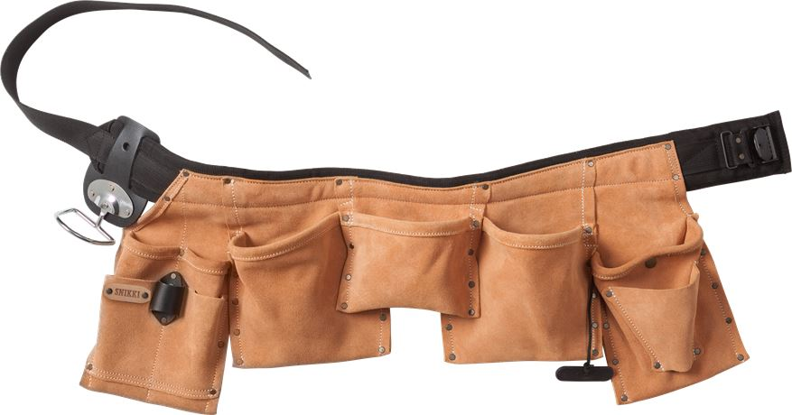 Snikki ceinture porte-outils 9335 LTHR 1 Fristads
