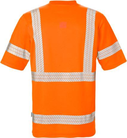 Varsel T-shirt 7407 THV, klass 3 2 Fristads  Large