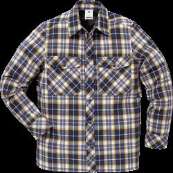 Fodrad flanellskjorta 7445 LF Fristads Medium