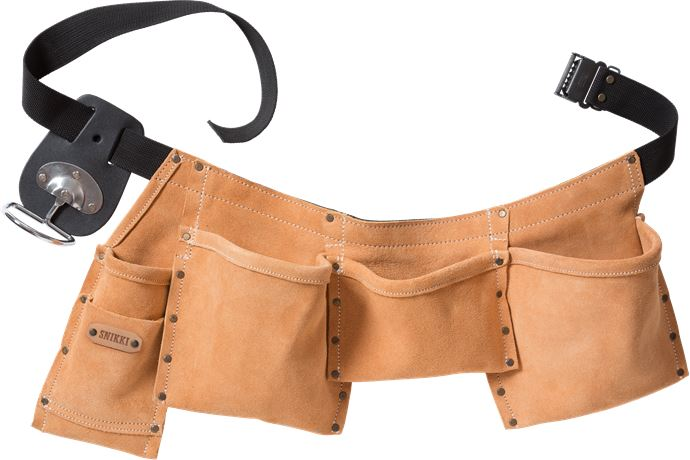 Snikki tool belt 9333 LTHR 1 Fristads  Large