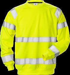 Varsel Sweatshirt 7446 BPV, kl 3 Fristads Medium