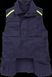 Flame waistcoat 5030 FLAM Fristads Medium