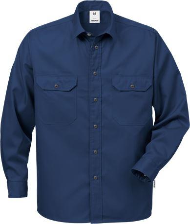 Bomuld skjorte 720 1 Fristads  Large