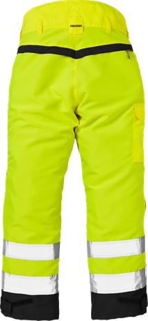 High vis Airtech® shell trousers class 2 2153 MPVX 5 Fristads  Large