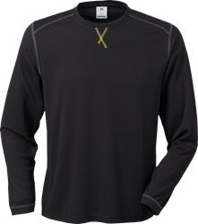 37.5® long sleeve t-shirt 7405 TCY Fristads Medium