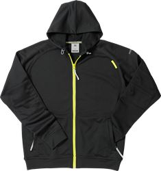 Felpa full zip con cappuccio Gen Y 783 LY Fristads Medium