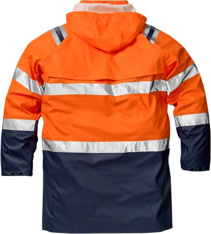 High vis rain coat class 3 4634 RS 2 Fristads  Large