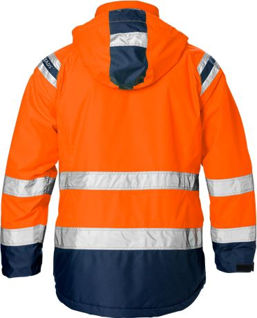 High vis Airtech® winter jacket woman class 3 4037 GTT 2 Fristads  Large