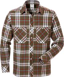 Flannel shirt 7094 SHF Fristads Medium