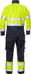 Flame high vis winteroverall klasse 3 8088 FLAM 2 Fristads Small