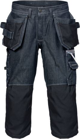 Denim pirate trousers 2149 DY 1 Fristads  Large
