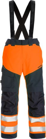High vis GORE-TEX shell trousers class 2 2988 GXB 2 Fristads  Large