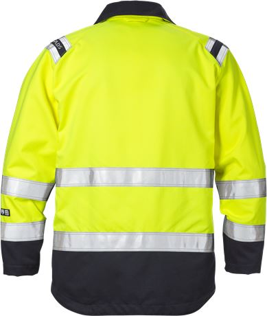 Flamestat high vis jacket woman class 3 4275 ATHS 2 Fristads  Large