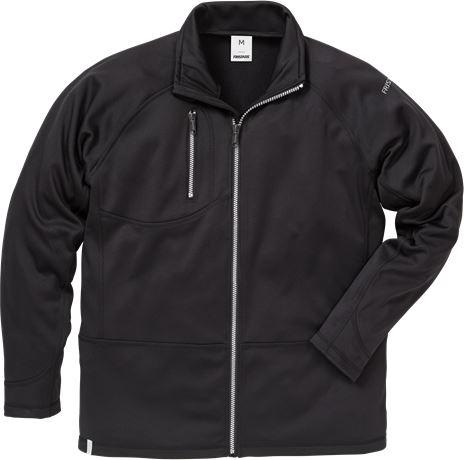 Sweatshirt-jacka 7453 PFKN 1 Fristads Kansas  Large