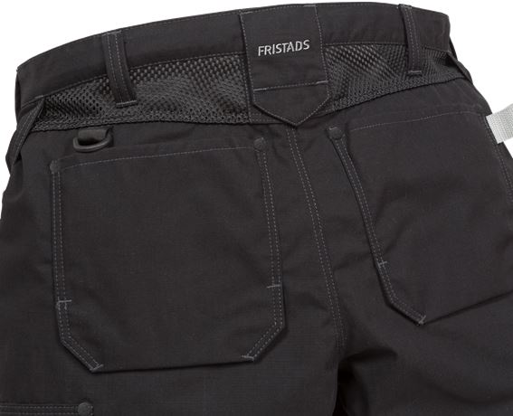 Hi Vis håndværker bukser kl.1 2093 3 Fristads  Large