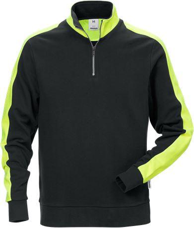 Half zip sweatshirt 7449 RTS 1 Fristads  Large