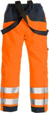 High vis GORE-TEX shell trousers class 2 2988 GXB 3 Fristads Small