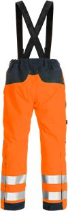High vis GORE-TEX shell trousers class 2 2988 GXB 4 Fristads Small