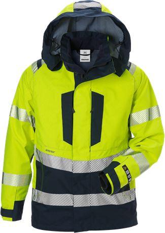 Flamestat high vis GORE-TEX PYRAD® shell jacket class 3 4095 GXE 1 Fristads
