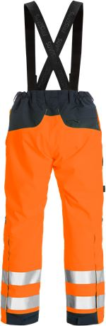 High vis GORE-TEX shell trousers class 2 2988 GXB 4 Fristads  Large