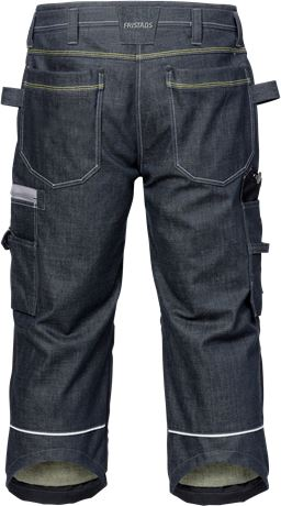 Denim pirate trousers 2149 DY 2 Fristads  Large