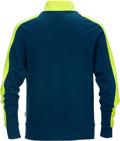 Half zip sweatshirt 7449 RTS 2 Fristads  Large