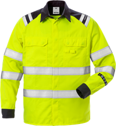 Flamestat High Vis Shirt Kl. 3 7050 ATS Fristads Medium