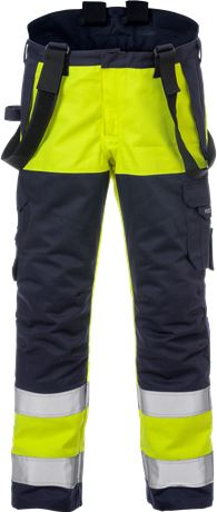 Flame High Vis Winterhose Kl. 2 2588 FLAM 1 Fristads  Large