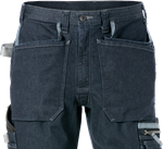 3/4 broek denimstretch 2136 DCS