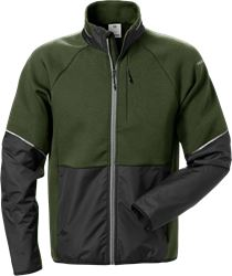 Sweat jacket 7513 DF Fristads Medium