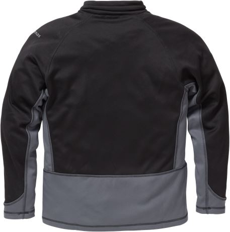 Sweatshirt-jacka 7453 PFKN 2 Fristads Kansas  Large