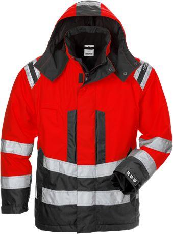 Hi Vis Airtech® vinterjakke dame kl. 3 4037 GTT 1 Fristads  Large