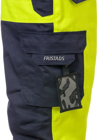 Flame high vis winterbroek klasse 2 2588 FLAM 10 Fristads  Large